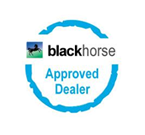 Black Horse Finance Logo